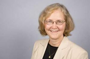 Frau Dr. Blackburn, Foto: (DGGG)