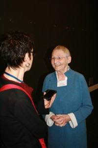 Gertrud Rosemann, Foto: copyright Hans-J. Hinken