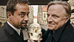 Jan Josef Liefers und Axel Prahl© WDR/Markus Tedeskino