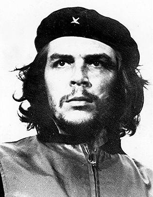 """Guerrillero Heroico"""" Foto von Alberto Korda (1960)"""