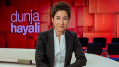 Dunja Hayali Copyright: ZDF/Svea Pietschmann