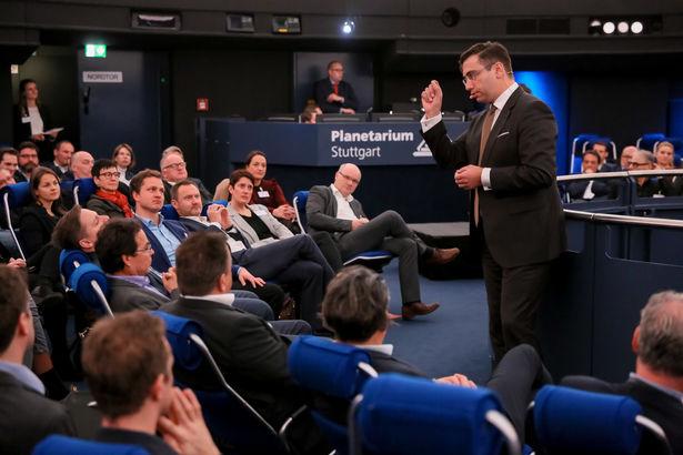 Sven Gábor Jánszky (2b AHEAD ThinkTank) ©Andreas Lander