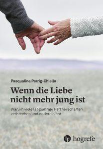 """Buchcover """"Wenn die Liebe nicht mehr jung ist"""""""