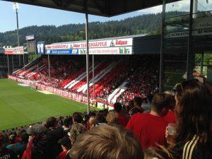 Heimspiel SC Freiburg