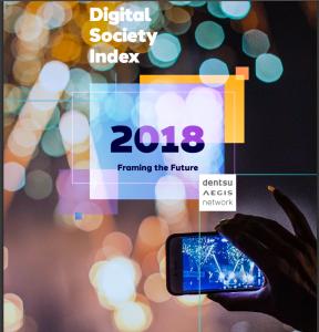 Cover des Digital Society-Index