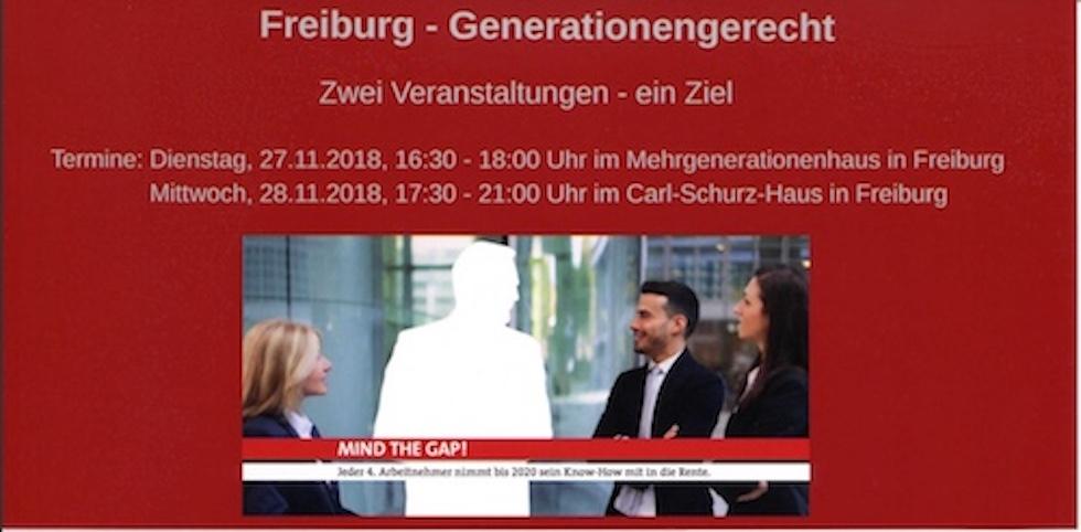 Karte - Freiburg generationengerecht