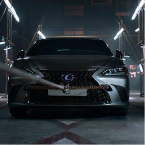 Der neue Lexus UX Hybrid