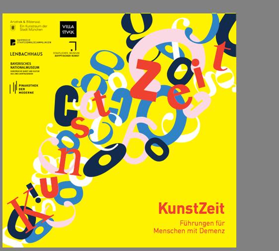 Plkakat KunstZeit