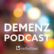 Label des Podcastformates Demenz