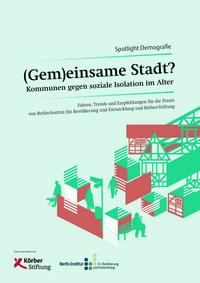 """Titelbild der Studie """"Gemeinsame Stadt?"""""""