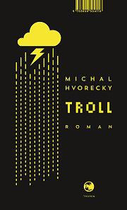 """Buchcover """"Troll"""""""