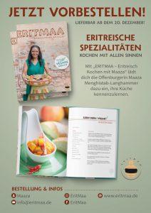 Eritreische Spezualiäten - ein Kochbuch