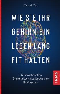 """Buchcover """"Wie Sie Ihr Gehirn ein Leben lang fit halten"""""""