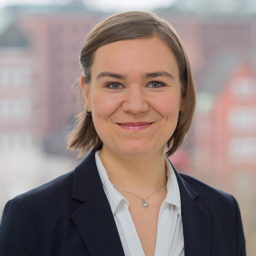 Sandy Jahn, Referentin D21