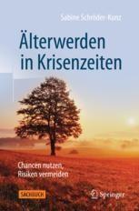 """Buchcover """"Älterwerden in Krisenzeiten"""""""