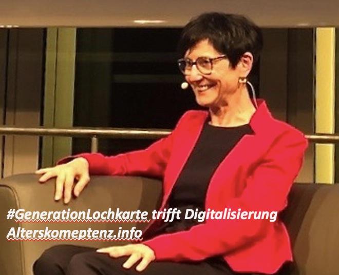 Ria Hinken im SWR Talk